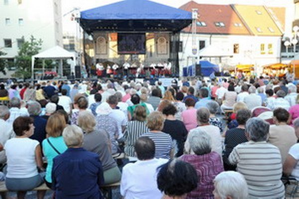 Minuloročná Trnavská brána pritiahla približne osem tisíc divákov.
