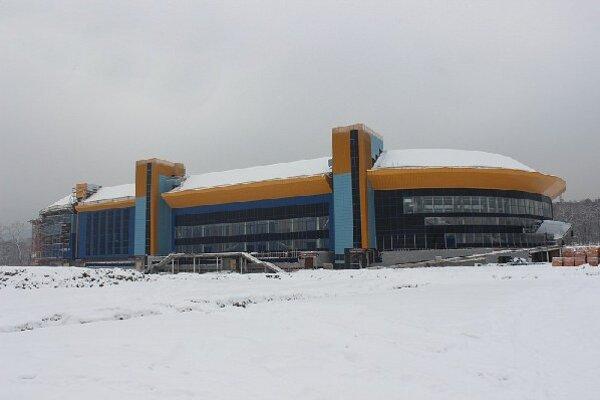 Fetisov Hall vo Vladivostoku.
