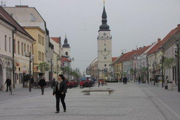 Pešiu zónu by mali dokončiť do 15. mája. Slávnostné otvorenie sa chystá koncom júna.