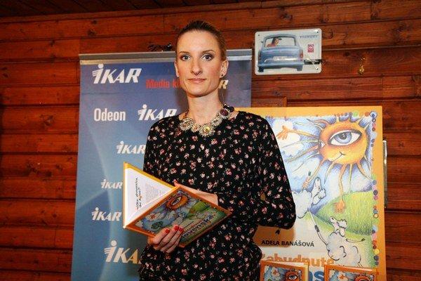 Adela Banášová predstaví svoju knihu aj v Trnave.