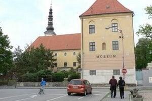 Západoslovenské múzeum v Trnave.