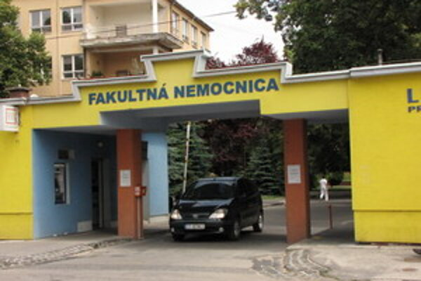Trnavská fakultná nemocnica.