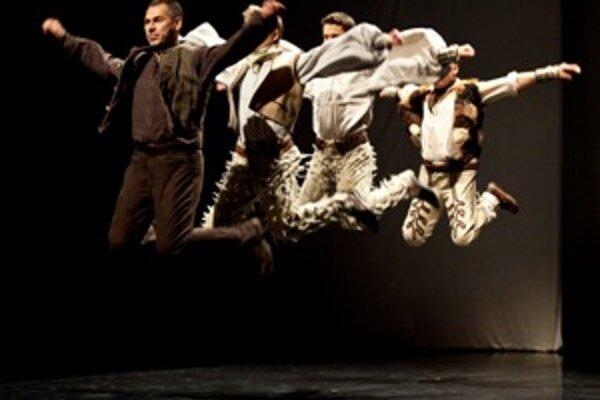 Na festivale sa predstaví aj SĽUK so svojim novým predstavením- Tanec medzi črepinami.