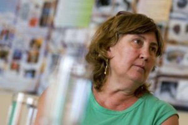 Danica Staššíková-Štukovská.