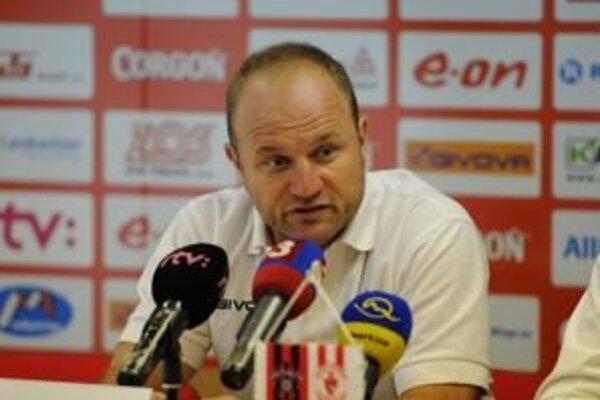 Pavel Hoftych povedie Spartak aj naďalej.