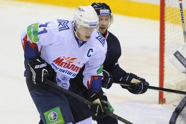 Višňovský a Malkin.