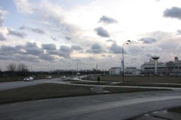 Križovatka na výpadovke na Bratislavu sa bude napájať na južný obchvat.