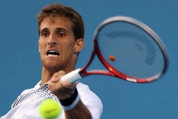 Martin Kližan (33. v ATP) chýba v daviscupovej zostave Slovenska po štyroch rokoch. V posledných zápasoch bol lídrom tímu.