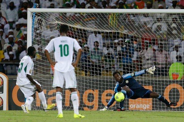 Moses premenil obe penalty.