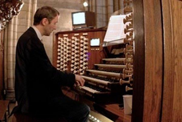 Svetoznámy organista Olivier Latry vystúpi v rámci 16. ročníka Trnavských organových dní.