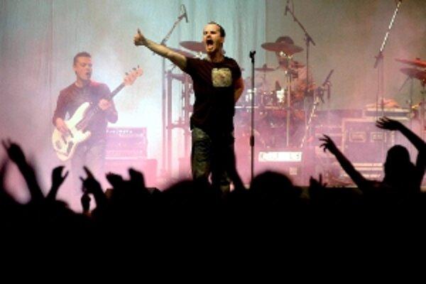 Publiku sa v rámci benefičného koncertu predstavili aj populárni No Name.