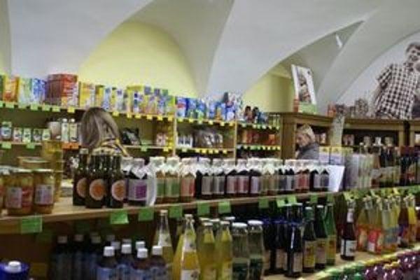 Trnavčania si medzi predajňami so zdravou stravou môžu vyberať.