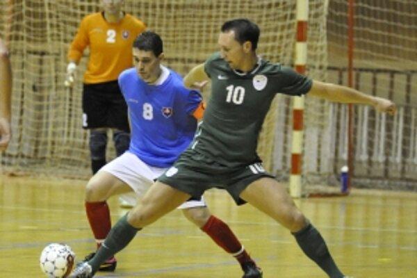 Slováci prehrali s kvalitným súperom o gól.