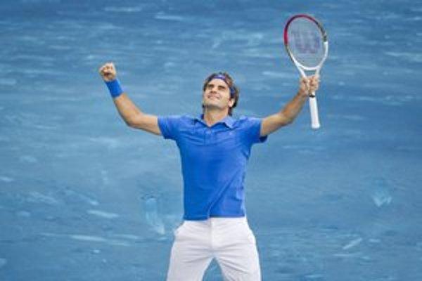 Roger Federer vyhral v Madride svoj dvadsiaty titul z turnajov z kategórie Masters.
