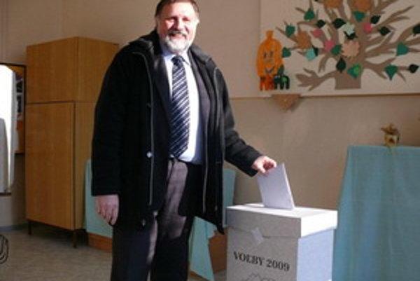 Gabriel Pavelek, nový riaditeľ nemocnice, neuspel v posledných voľbách na post trnavského župana.