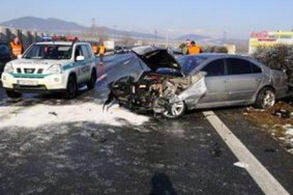V letných mesiacoch sa počet dopravných nehôd zvyšuje