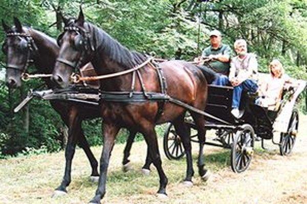 Czajlik ranch ponúkne v nedeľu viacero atrakcií.