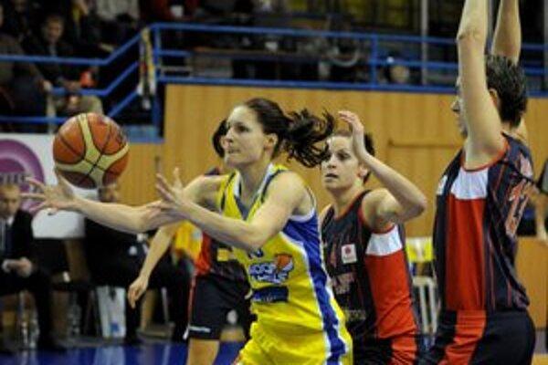 Good Angels sa budú v Rusku spoliehať aj na najlepšiu slovenskú basketbalistku posledného roka Luciu Kupčíkovú.