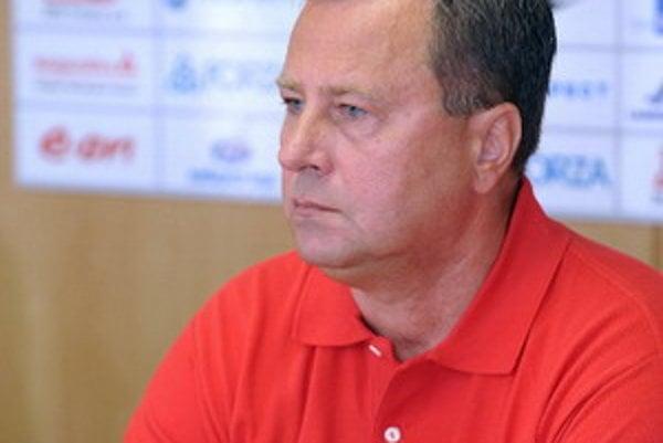 Generálny manažér Spartaka Trnava Jozef Valovič.