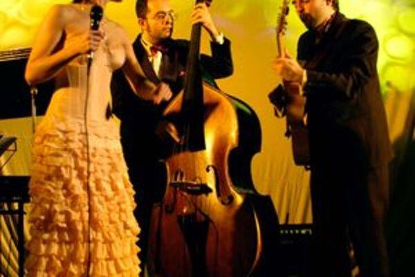 Lucia Lužinská a All.Time.Jazz chystajú na štvrtkový koncert niekoľko prekvapení.