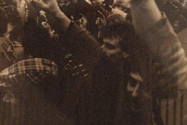 V Trnave spomínajú na November 89.