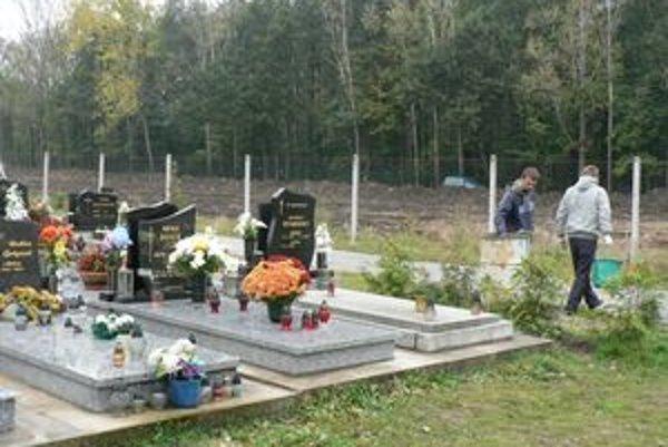 Na Kamennej ceste pribudne 1400 hrobových miest.