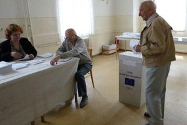 Účasť na Voľbách do Európskeho parlamentu bola v Trnavskom kraji približne 18-percentná.