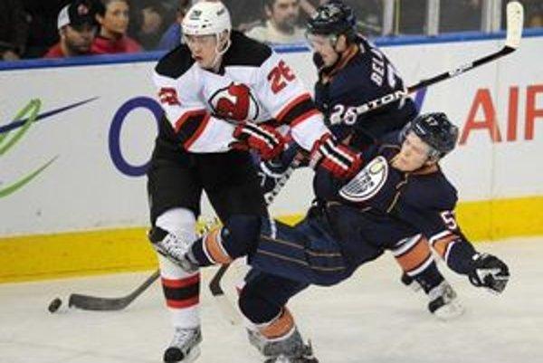 Edmonton prehral doma s New Jersey.