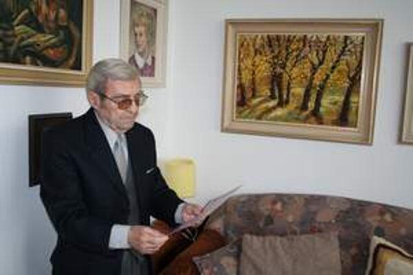 Lekár Dušan Žitňan.