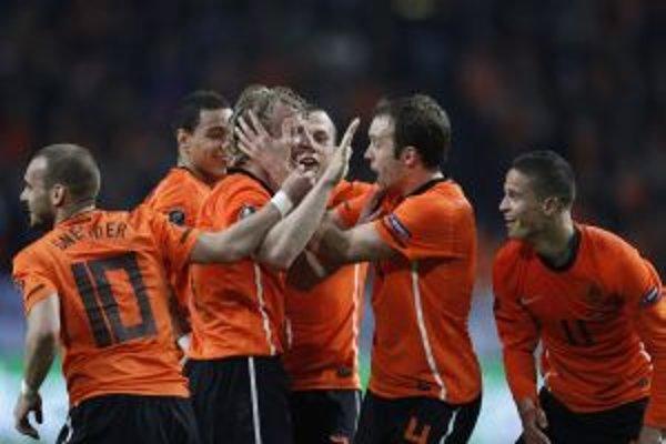 Holandská radosť