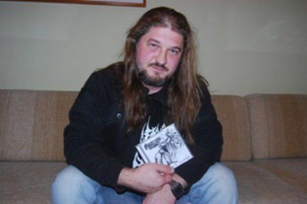 Martin Bradáč pôsobí v kapele Mysterious Eclipse od roku 1996