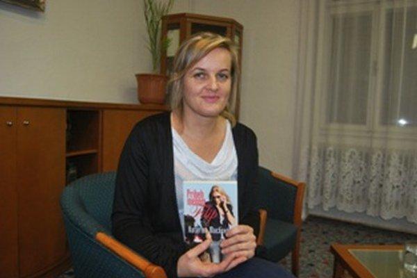 Motešickej spisovateľke vyšla šiesta kniha