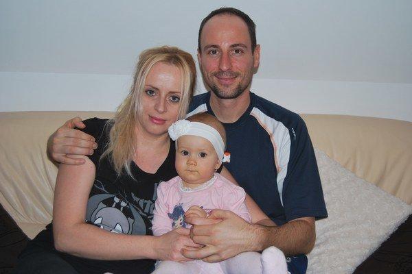 Tenista Igor Zelenay tohtoročné sviatky prežije aj s dcérkou Miškou.