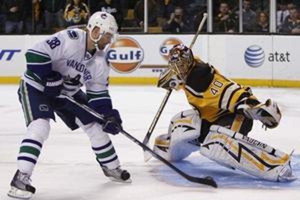 Pavol Demitra asi zakončil kariéru v NHL nevydareným angažmán vo Vancouvri.