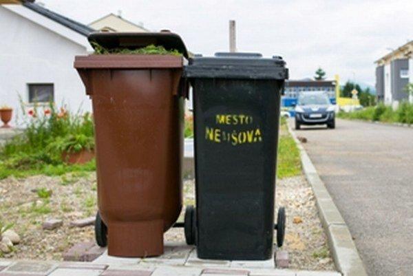 Biologický odpad mestá triedia vo vlastných kompostárňach