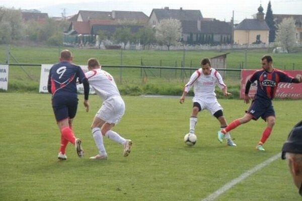 Borčice postúpili do finále cez Častkovce.