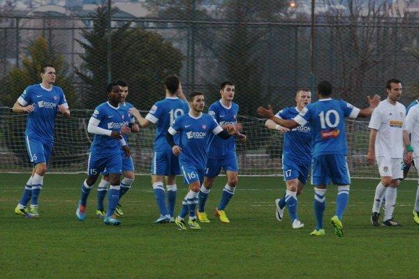 Trenčanom prvý zápas v Turecku vyšiel, zdolali Vaslui.
