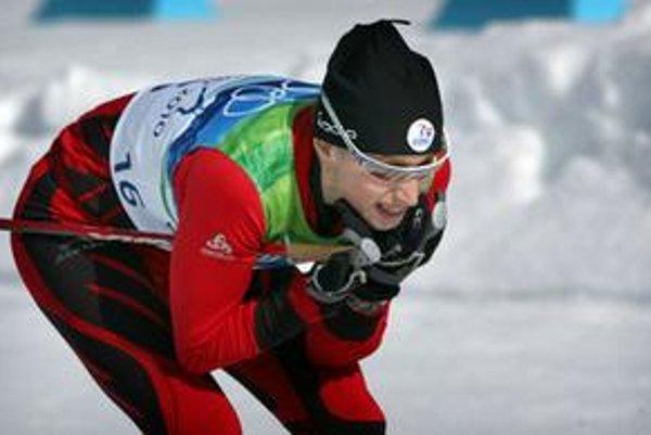 Alene Procházkovej olympiáda nevyšla.