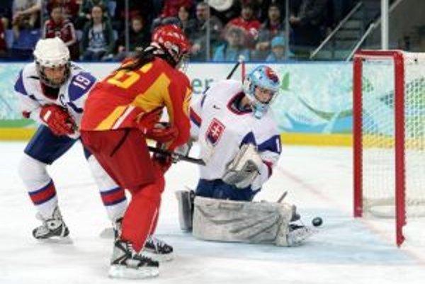 Slovenky nevyhrali na turnaji ani jeden zápas. V každom však až do konca bojovali.