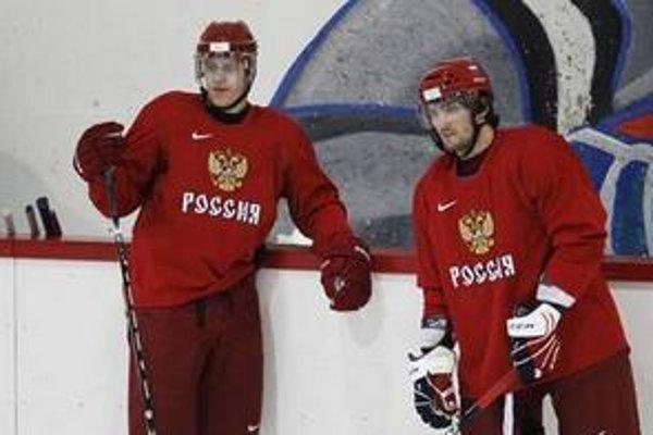 Alex Ovečkin s Jevgenijom Malkinom chcú hrať na olympiáde aj v tom prípade, keď im to NHL nedovolí.