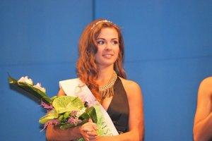 Monika Polonská získala cenu Miss TV Karpaty.