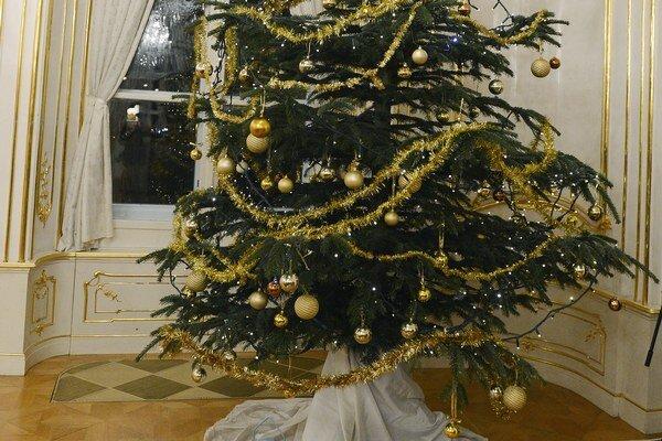 Čo nájdu deti pod stromčekom?