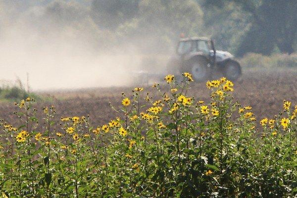 Mnohí sa obávajú prerušenia podpory ekologického poľnohospodárstva zo strany štátu.