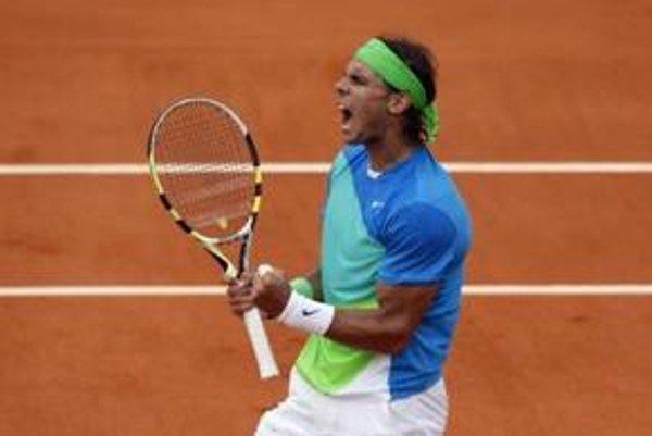 Rafael Nadal nedal vo finále Roland Garros šancu Robinovi Söderlingovi.