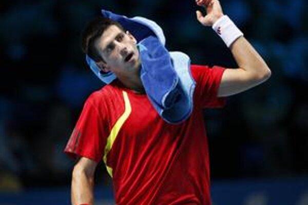 Novak Djokovič by chcel po sezóne dva mesiace na oddych.