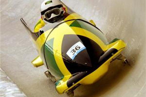 Jamajskí bobisti