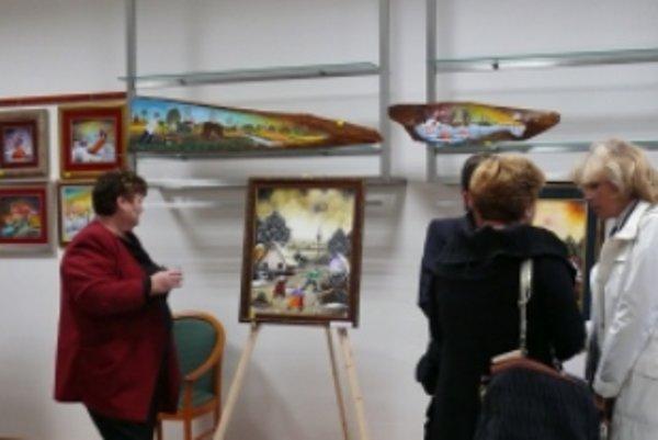 Výstava potrvá do 12. októbra.