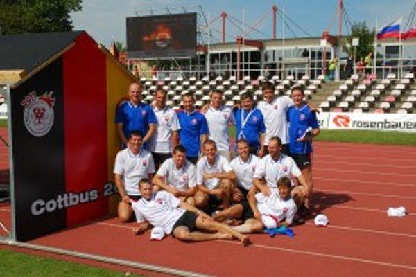 Slovenskí hasiči získali bronz na VII. Majstrovstvách sveta v disciplíne požiarny útok.