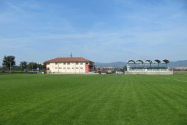Športový areál v Trenčianskych Stankovciach sa dostal pod správu AS Trenčín.