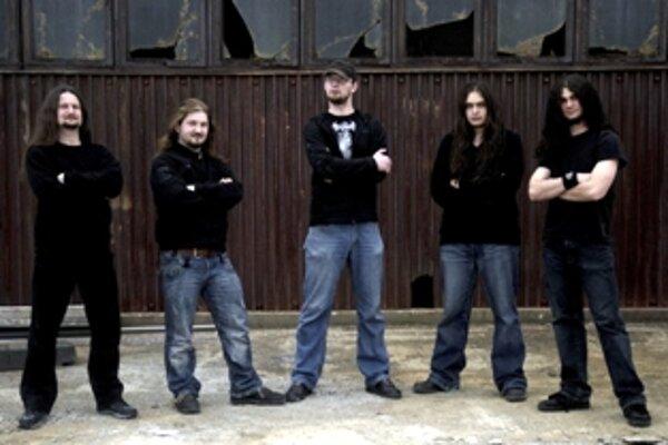 Aktuálna zostava kapely Mysterious Eclipse.